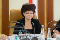 Russian Politician's Unusual Hairstyle Goes Viral