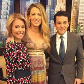 Kelly Ripa and Fred Savage fuel front-runner co-host rumors on 'Live!'
