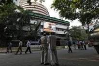 Sensex pares some gains after rousing start; DRL plunges again