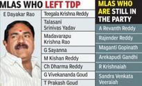 Errabelli defects to TRS, hastens TDP's demise in Telangana