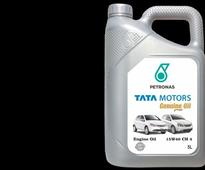 Tata Motors teams up with Petronas Lubricants to launch Tata Motors Genuine Engine Oil