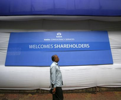 TCS Q1 net profit up 10% to Rs 6,317 crore