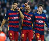 Barcelona confirm MSN and 8 more key players out for Valencia