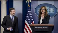 Allison Janney Channels West Wing, Crashes White House Briefing