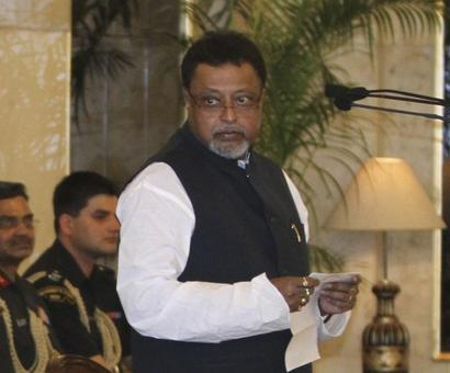Mukul Roy says he will resign from TMC, party suspends him