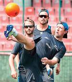 Difficult to beat India at home, says Taylor