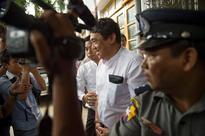 Myanmar jails top media chiefs