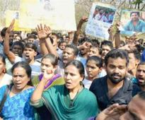 Students allege moral policing on University of Hyderabad campus