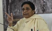 Babua Akhilesh Yadav giving free publicity to BSP symbol: Mayawati