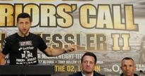 Board unhappy with Froch rant
