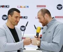 Fury labels Klitschko boring, no-risk fighter