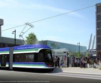 City submits application to extend streetcar line