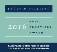 Frost & Sullivan Applauds pmdtechnologies' Roll Out of the Scalable and Compact 3D Time-of-Flight Sensor Technology for Use across Industries