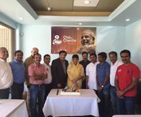 OFBJP celebrates PM Modi's birthday