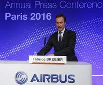 Airbus CEO sees deliveries to Iran possible in coming months