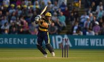 T20 Blast round-up: Glamorgan qualify for quarter-finals with win over Somerset