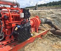 Xylem Specifies Volvo Penta Industrial Open Power Units for Godwin Dewatering Systems
