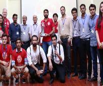 Team Islamabad United visits FC College