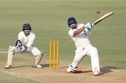 Ranji round-up: Delhi draw with Hyderabad, set up quarters with MP