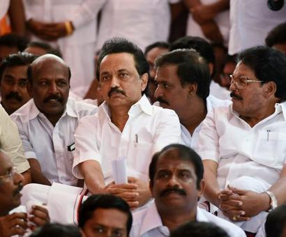 TN speaker again rules out revoking suspension of DMK MLAs