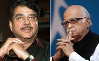 Shatrughan Sinha supports L K Advani after boycotting Goa conclave