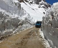 India aims to improve road connectivity to border areas in Ladakh
