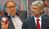 Backed: Arsenal