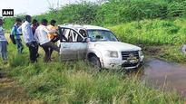 Car belonging to Shiv Sena leader mows down two girls