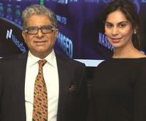 Dr Deepak Chopra & Upasna Kamineni launch wellbeing platform Jiyo