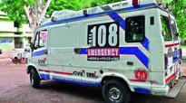 108 ambulance union threatens strike on Deepavali