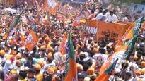 400 Trinamool Congress members join BJP in Tripura