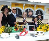 Longines Official Timekeeper at Preakness Stakes