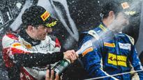 Armaan is Lamborghini Super Series champion