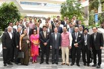 Goyal Meets Investors in Singapore