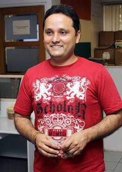 Amish Tripathi ventures into non-fiction with 'Immortal India'