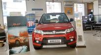 Maruti to scale up Vitara Brezza production to 10,000 units a month