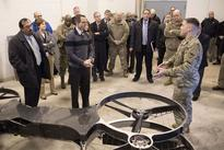 AMAZING Hoverbike Tech For United States Army?