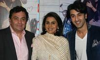 Rishi Kapoor, Neetu Singh's role with Ranbir to be increased in Besharam