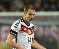 Fit-again Badstuber targets Euros with Germany
