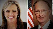 Spencer Collier sues Alabama Gov. Robert Bentley