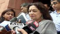 Chandigarh gangrape: MP Kirron Kher says the girl should have not boarded the autorickshaw when 3 men were already inside