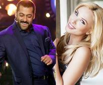 Did Salman Khan recommend Iulia Vantur's name for Himesh's new music album?