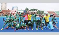 Asia Cup Under-18 Hockey: Ashraful hat-trick stuns India