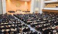 Taiwan at 1st world health meet since Tsai takes office