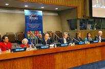 UN Secretary General, Mr. Ban Ki-moon, attended the debates of the Commission on Social Development, presided by Romania