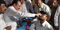 Dy CM inaugurates Vaccination Programme for Haj pilgrims