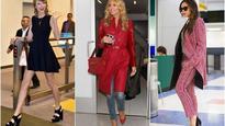Beckham, Swift among world's best dressed travellers