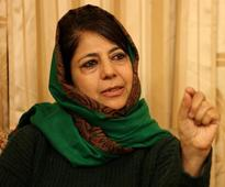 Mehbooba Mufti wants 'decisive' measures from Centre for government formation in J&K