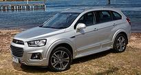 Holden combines Captiva 5 and 7