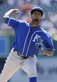 Baseball - Royals pitcher Ventura dies in car accident